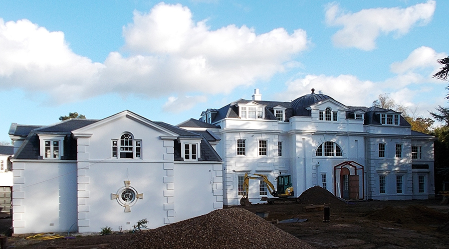 Classical Traditional Architect Julian Bicknell